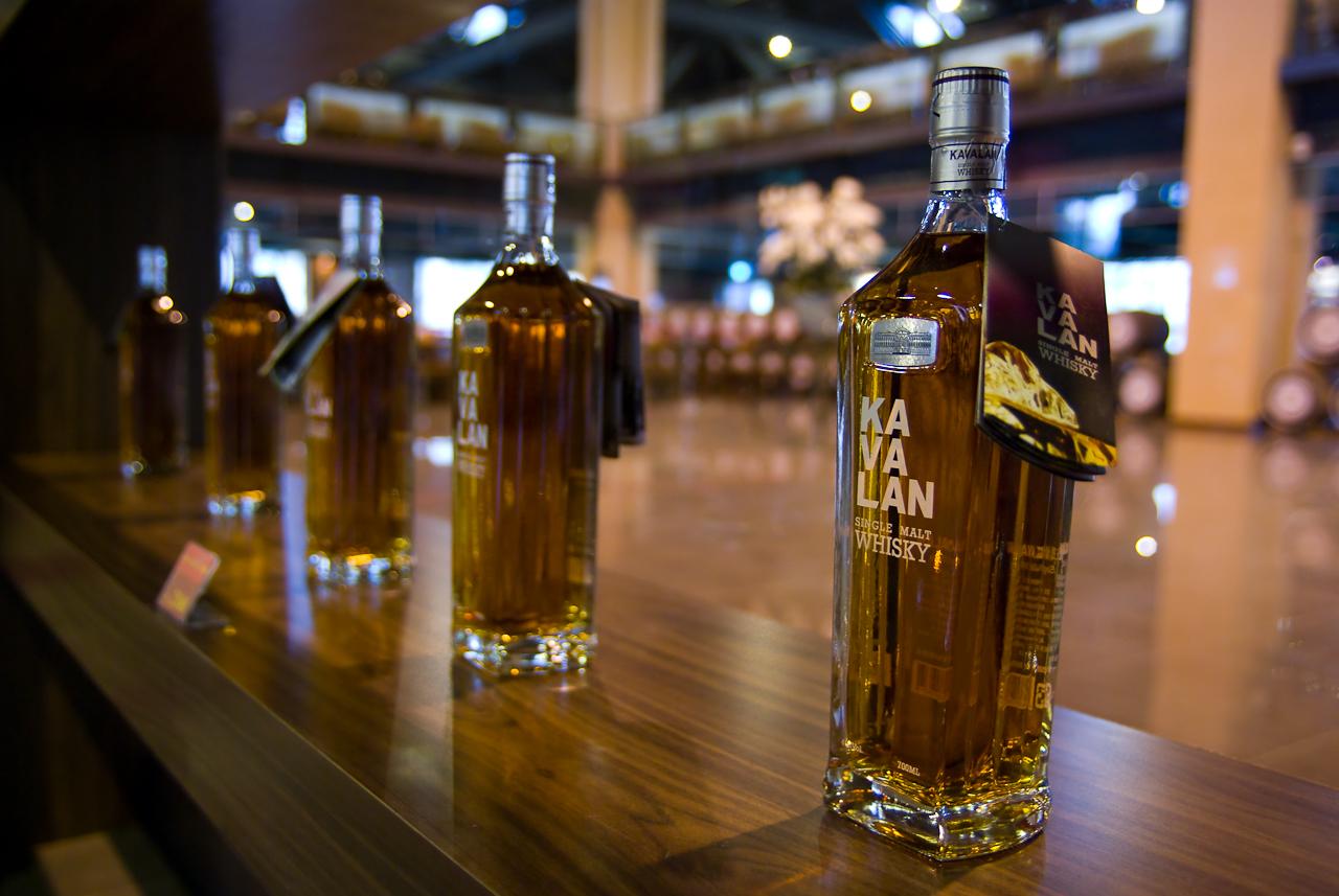 金車KA VA LAN 噶瑪蘭威士忌酒堡